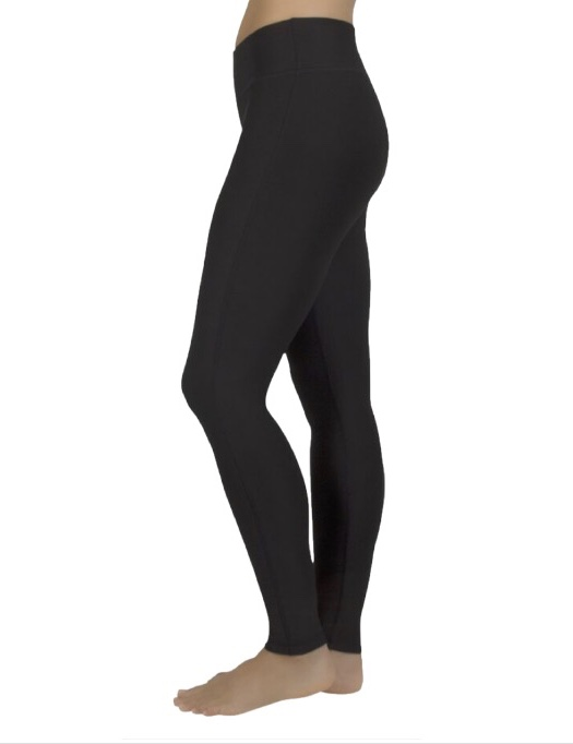 432f05bcd8f35d Moret Ultra Ankle Leggings - Flattering Wide Waist Band
